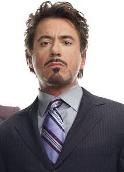 Nick Fury and Tony Stark Scene - Iron-Man 2 (2010) Movie ...  |Tony Stark Iron Man 2 Hair